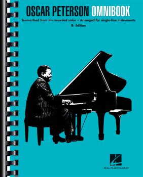 Oscar Peterson - Omnibook (B-Flat Instruments) (HL-00148436)