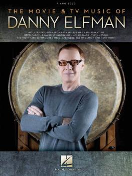 The Movie & TV Music of Danny Elfman (HL-00194360)