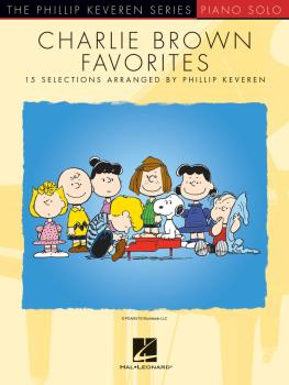 Charlie Brown Favorites: 15 Selections Arranged by Phillip Keveren (HL-00263362)