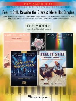 Feel It Still, Rewrite the Stars & More Hot Singles: Pop Piano Hits Si (HL-00278090)