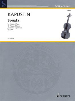 Viola Sonata, Op. 69 (Viola and Piano) (HL-49045870)