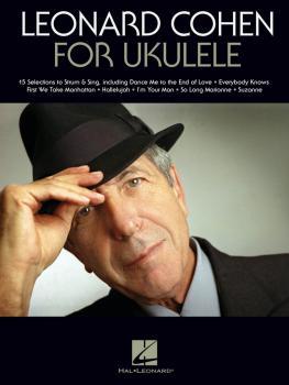 Leonard Cohen for Ukulele (HL-00265490)