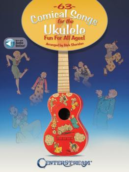 63 Comical Songs for the Ukulele (Fun for All Ages!) (HL-00279888)
