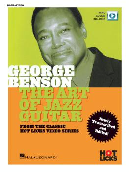 George Benson - The Art of Jazz Guitar (From the Classic Hot Licks Vid (HL-14048278)