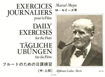 Exercices Journaliers Pour La Flute: [Daily Exercises for the Flute] (HL-48180212)