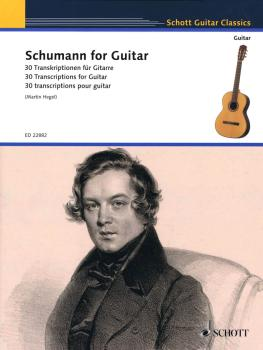 Schumann for Guitar (30 Transcriptions) (HL-49045897)