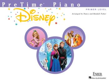 PreTime® Piano Disney (Primer Level) (HL-00275426)
