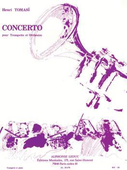 Concerto: pour Trompette et Orchestre [Piano Reduction] (HL-48181191)