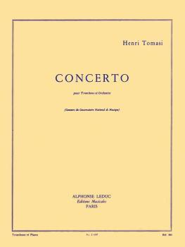 Concerto: pour Trombone et Orchestre Piano Reduction (HL-48181783)