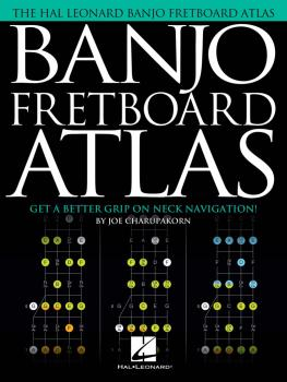 Banjo Fretboard Atlas: Get a Better Grip on Neck Navigation! (HL-00201830)
