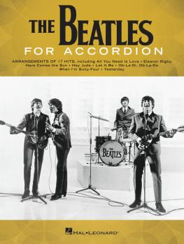 The Beatles for Accordion (HL-00268724)