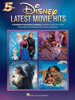 Disney Latest Movie Hits (HL-00277255)