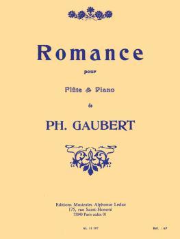 Romance Pour Flute Et Piano (HL-48180025)