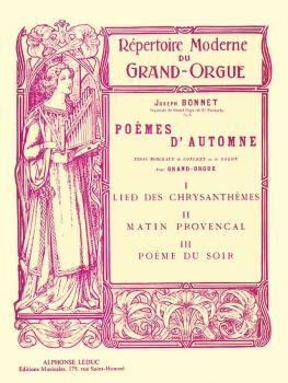 Poemes D'Automne (HL-48180055)