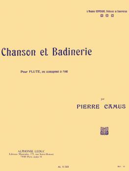 Chanson et Badinerie pour Flute (HL-48180092)