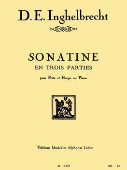 Sonatine en Trois Parties (for Flute and Piano) (HL-48180126)