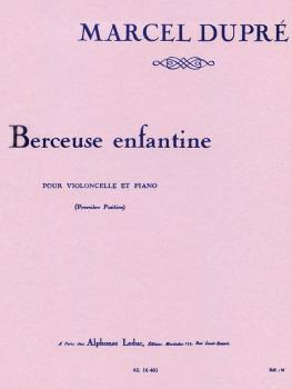 Berceuse Enfantine (for Cello and Piano) (HL-48180156)
