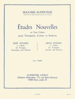 Etudes Nouvelles - Volume 2 (Trumpet Solo) (HL-48180199)
