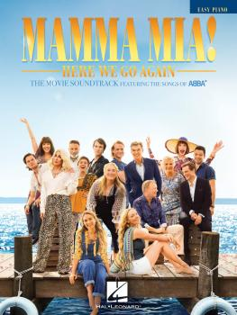 Mamma Mia! - Here We Go Again: The Movie Soundtrack Featuring the Song (HL-00280954)