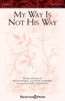 My Way Is Not His Way (HL-35032227)