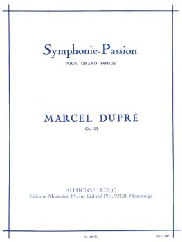Symphonie-Passion pour Grand Orgue - Op. 23 (HL-48180249)