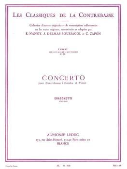 Concerto - Les Classiques de la Contrebasse (HL-48180251)