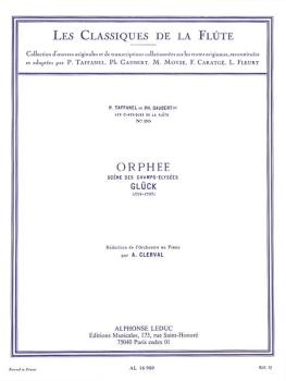 Orphee - Classiques No. 20 (for Flute and Piano) (HL-48180259)