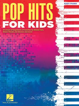 Pop Hits for Kids (HL-00279378)