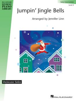 Jumpin' Jingle Bells: Hal Leonard Student Piano Library Showcase Solos (HL-00282829)