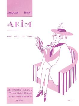 Aria pour Flute et Piano (HL-48180521)