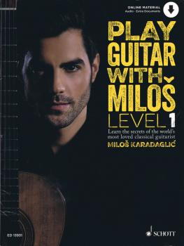 Play Guitar with Milos: Level 1: Learn the Secrets of the World's Most (HL-49045972)