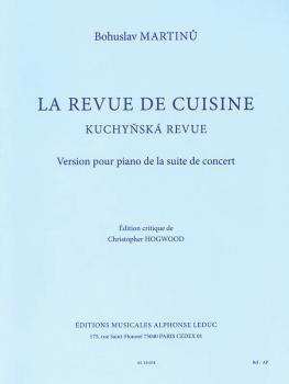 La Revue de Cuisine (for Piano) (HL-48180533)
