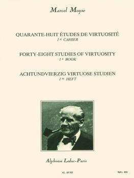 Forty-Eight Studies of Virtuosity - 1st Book (for Flute) (HL-48180571)