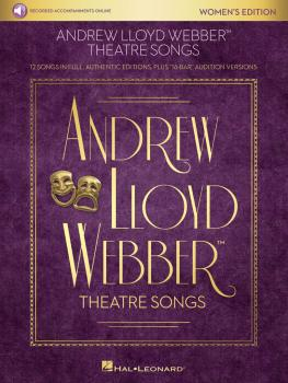 Andrew Lloyd Webber Theatre Songs - Women's Edition: 12 Songs in Full, (HL-00268898)