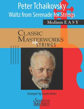 Waltz from Serenade for Strings (Score and Parts) (HL-00277862)