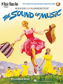 The Sound of Music for Female Singers: Sing 8 Favorites with Sound-Ali (HL-00280849)