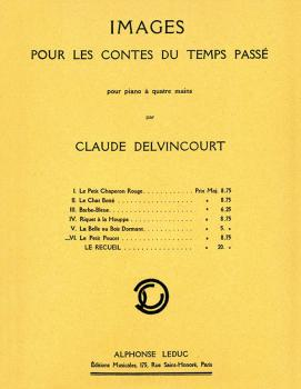 Le Petit Poucet (for Piano Duet) (HL-48180729)