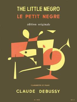 Le Petit Nègre (for Clarinet and Piano) (HL-48180746)
