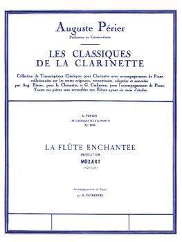 Invocation - Classiques No. 108 (for Clarinet and Piano) (HL-48180814)
