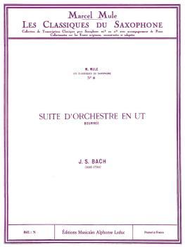 Bourrée - Classiques No. 8 (for Alto Saxophone and Piano) (HL-48180866)