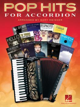 Pop Hits for Accordion (HL-00254821)
