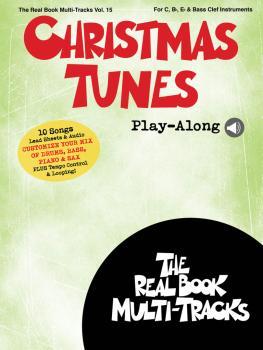 Christmas Tunes Play-Along: Real Book Multi-Tracks Volume 15 (HL-00278073)