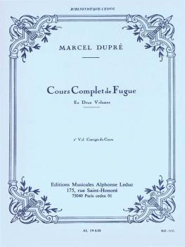 Complete Study of the Fugue - Volume 2 (HL-48180891)