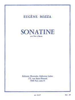 Sonatina (for Flute and Bassoon) (HL-48180903)