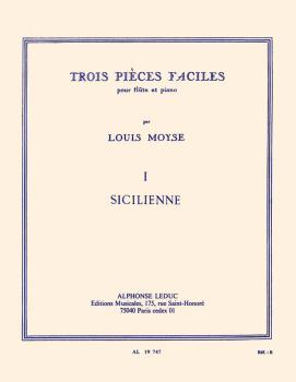 Sicilienne (for Flute and Piano) (HL-48180925)