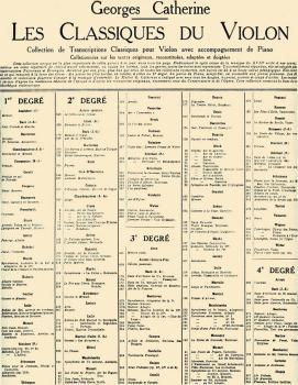 Air de la Pentecote - Classiques No. 346 (for Violin and Piano) (HL-48180946)