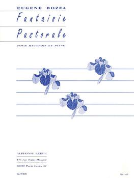 Fantaisie Pastorale pour Hautbois et Piano (for Oboe and Piano) (HL-48180963)