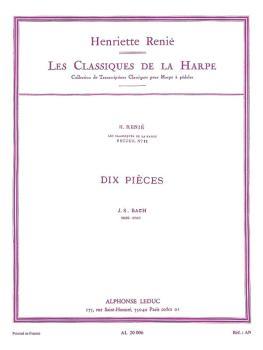 Les Classiques de la Harpe - Volume 11 (for Harp Solo) (HL-48181020)