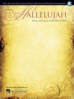 Hallelujah: Vocal Solo with Online Audio (HL-00230057)