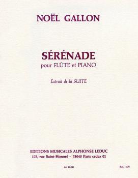 Sérénade for Flute and Piano (HL-48181038)
